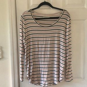 Abercrombie and Fitch long sleeve slouchy T-shirt